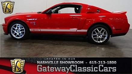 2007 Ford Mustang Shelby GT500 Coupe for sale 100900340