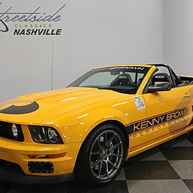 2007 Ford Mustang GT Convertible for sale 100905411