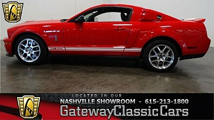 2007 Ford Mustang Shelby GT500 Coupe for sale 100920337