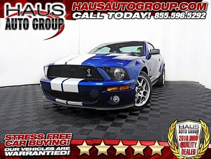 2007 Ford Mustang Shelby GT500 Coupe for sale 100945321