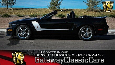 2007 Ford Mustang GT Convertible for sale 100949129