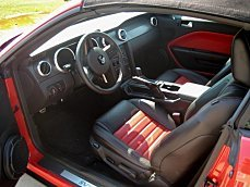 2007 Ford Mustang Shelby GT500 Convertible for sale 100995181