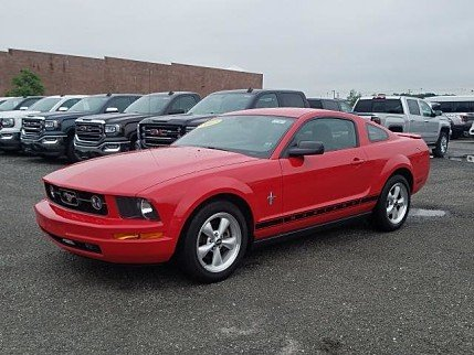 2007 Ford Mustang Coupe for sale 101000373