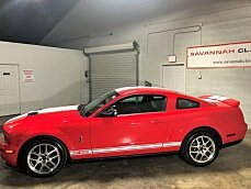 2007 Ford Mustang Shelby GT500 Coupe for sale 101058663