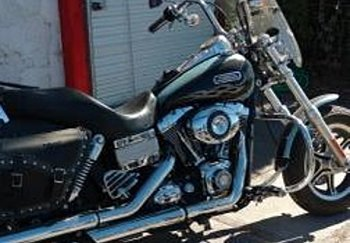 2007 Harley-Davidson Dyna for sale 200385657