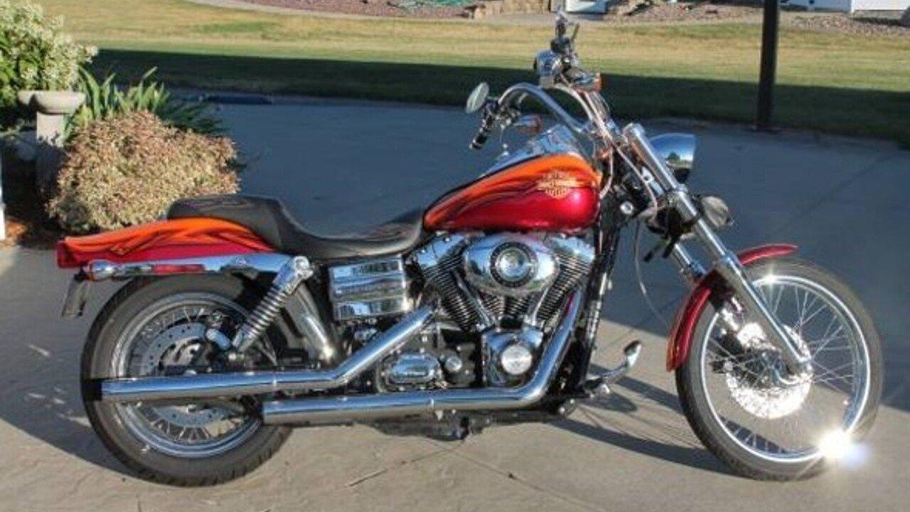 2007 Harley-Davidson Dyna for sale 200488306