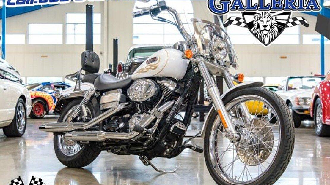 2007 Harley-Davidson Dyna for sale 200597361