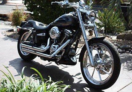 2007 Harley-Davidson Dyna for sale 200463425