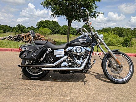 2007 Harley-Davidson Dyna for sale 200536206