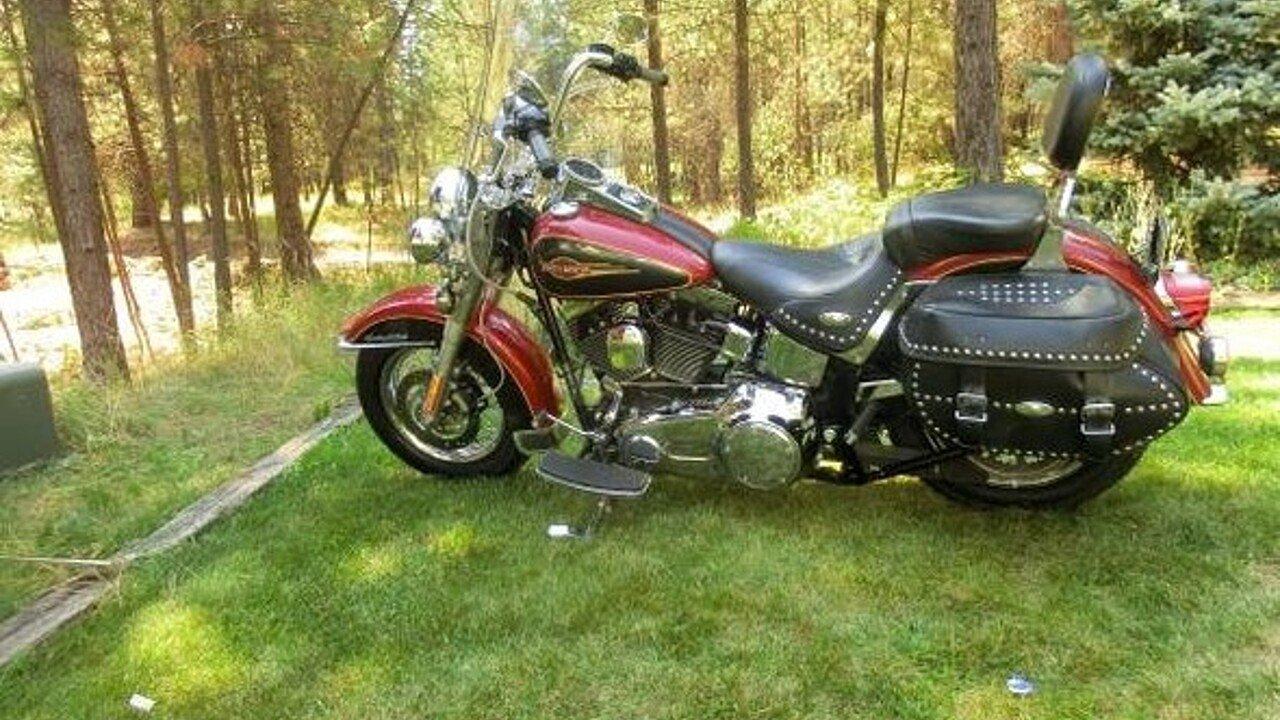 2007 Harley-Davidson Softail for sale 200492848