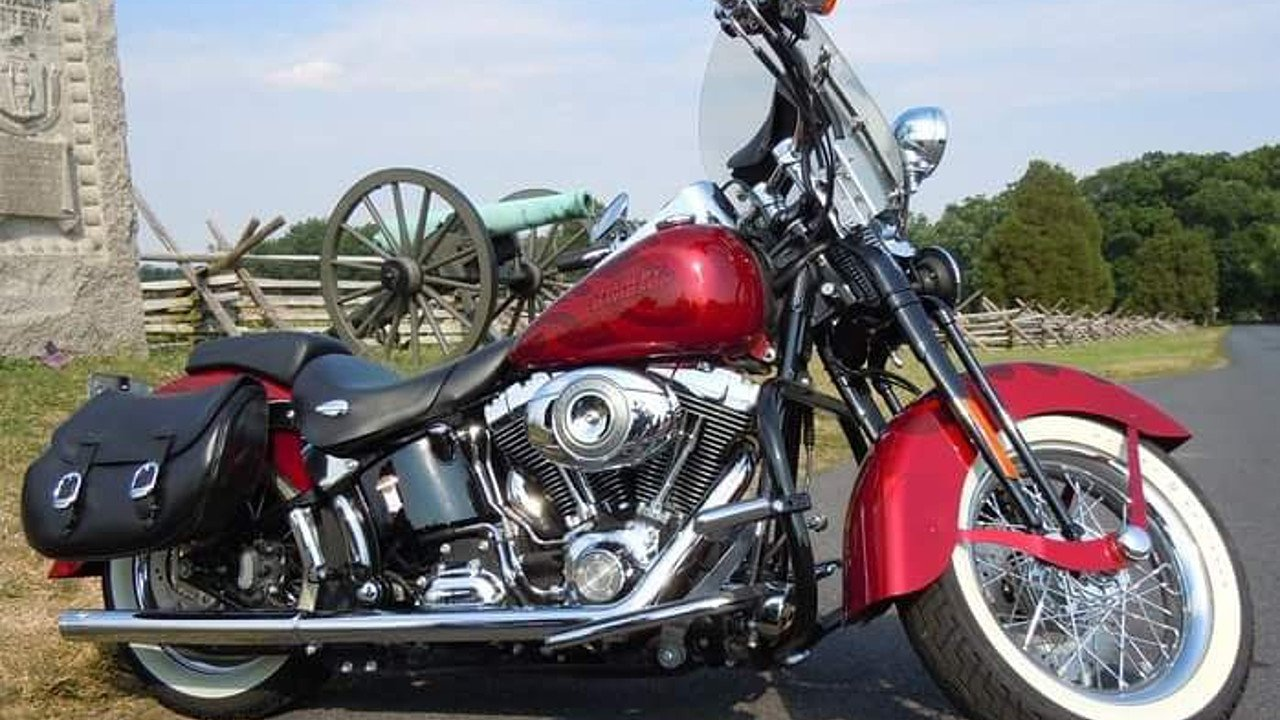 2007 Harley-Davidson Softail Springer Classic for sale 200504091