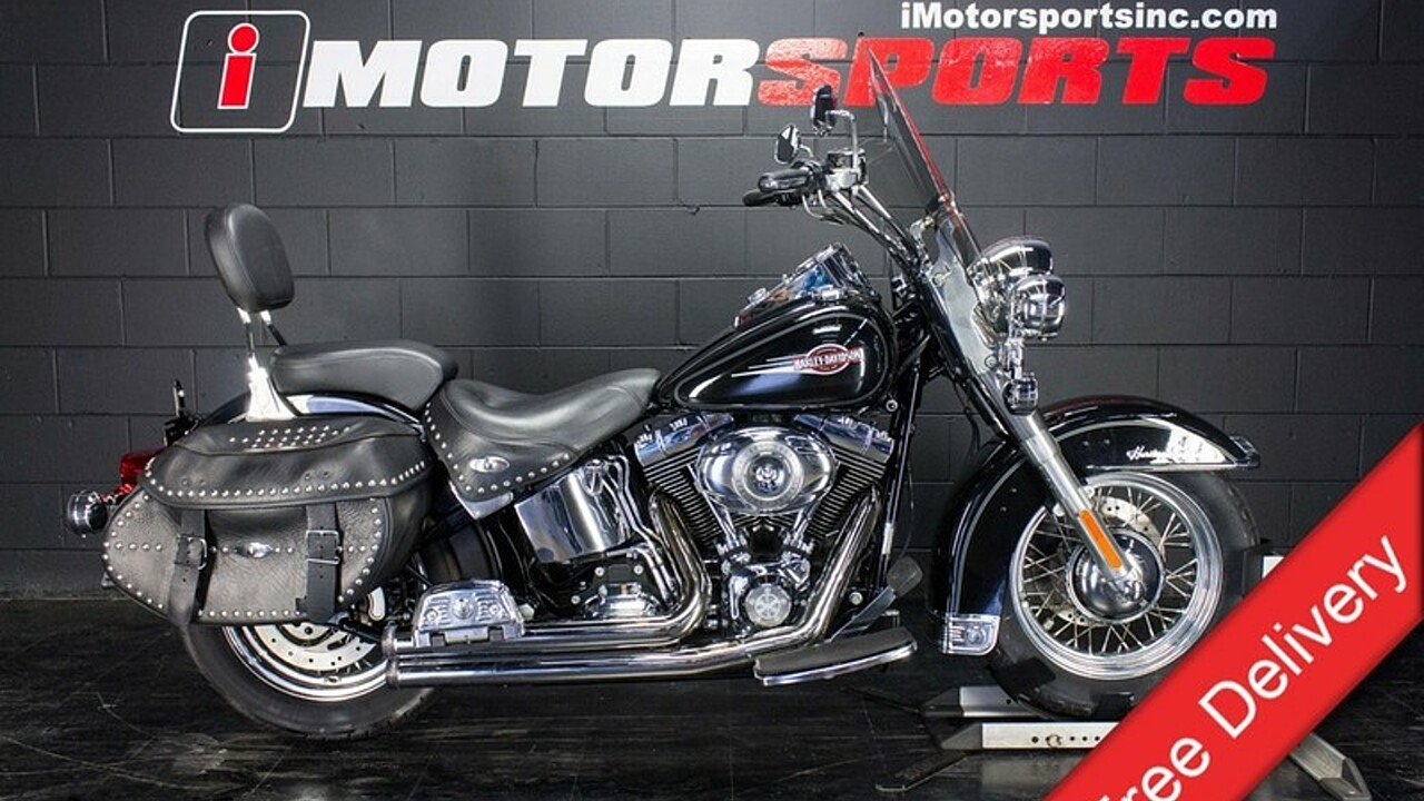 2007 Harley-Davidson Softail for sale 200555387