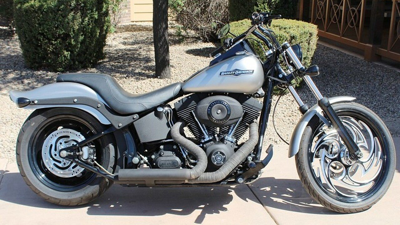 2007 Harley-Davidson Softail for sale 200581741