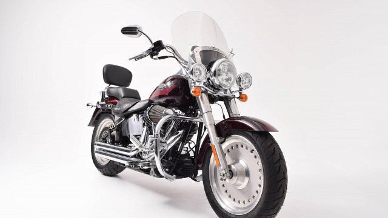 2007 Harley-Davidson Softail for sale 200593468