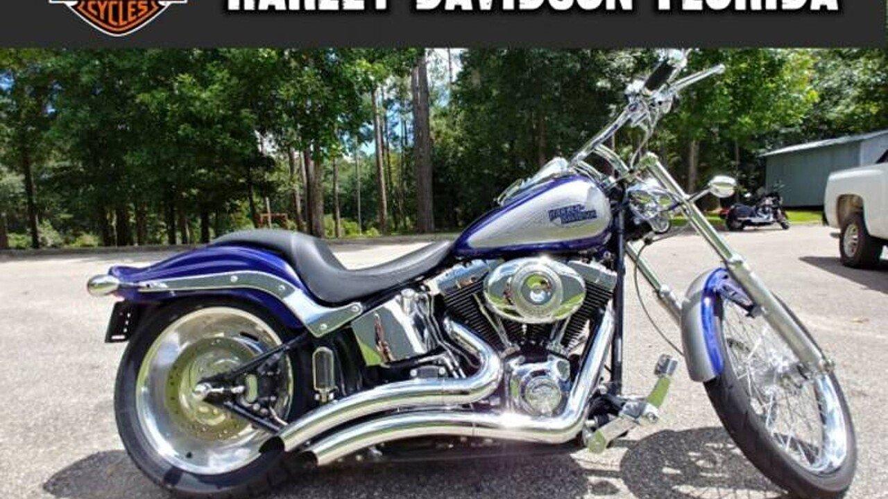 2007 Harley-Davidson Softail for sale 200621257