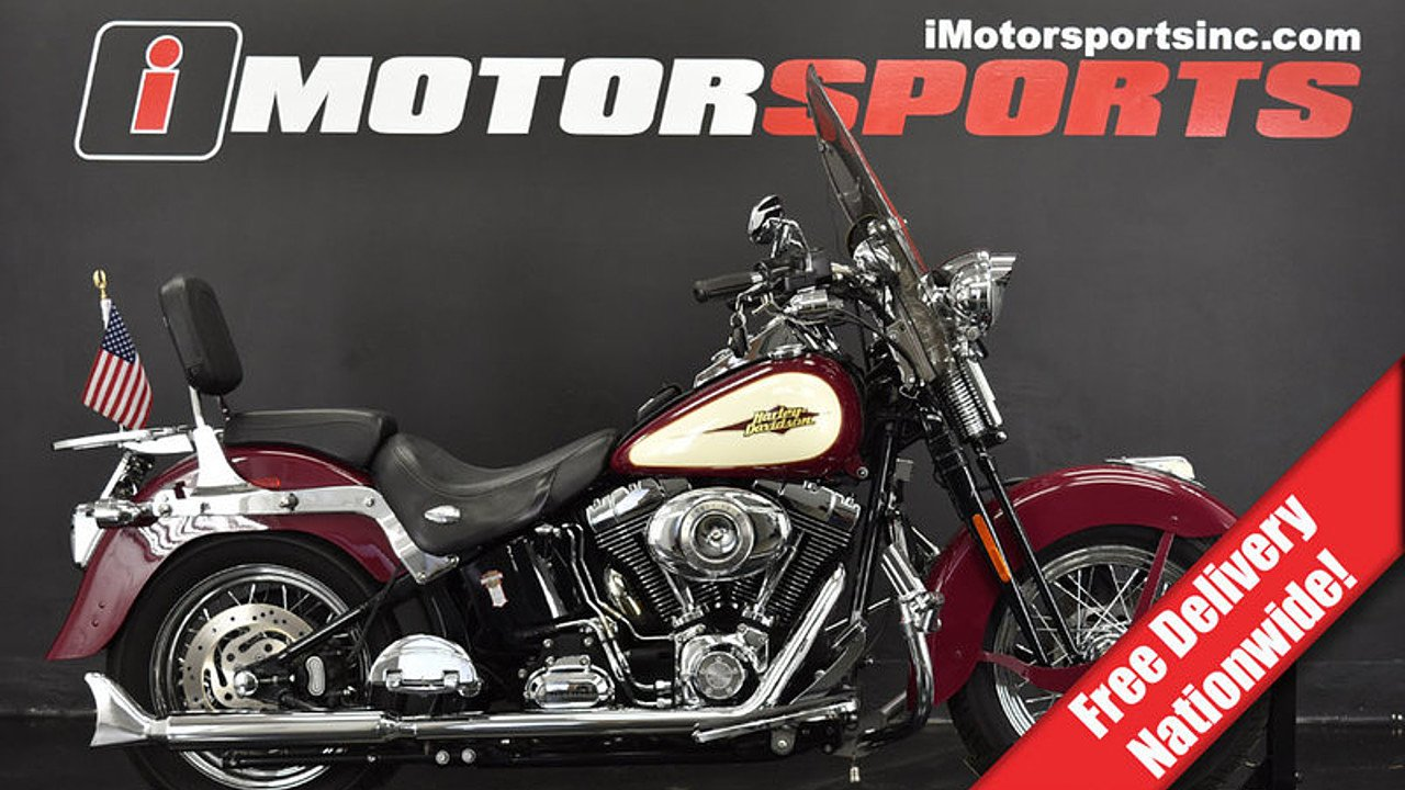 2007 Harley-Davidson Softail for sale 200621550