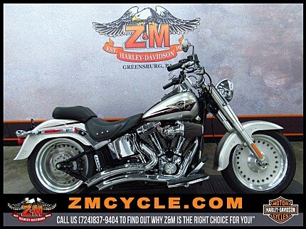 2007 Harley-Davidson Softail for sale 200475048