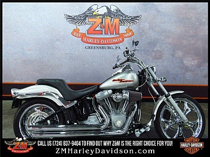 2007 Harley-Davidson Softail for sale 200505386