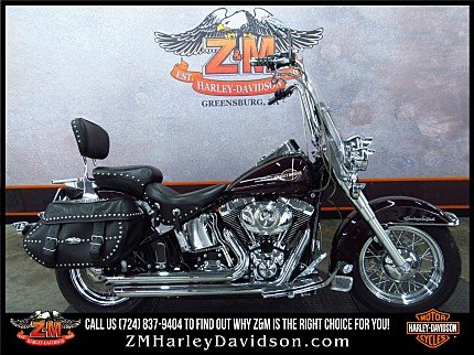 2007 Harley-Davidson Softail for sale 200535299