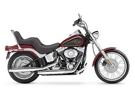 2007 Harley-Davidson Softail for sale 200578073