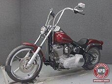 2007 Harley-Davidson Softail for sale 200587575