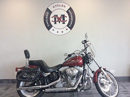 2007 Harley-Davidson Softail for sale 200615975