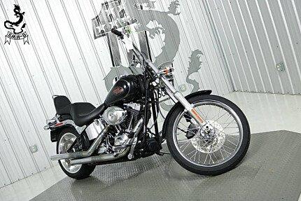 2007 Harley-Davidson Softail for sale 200627102