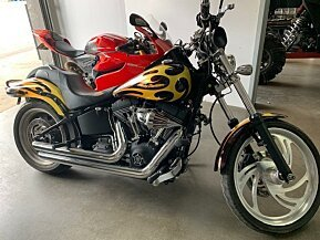 2007 Harley-Davidson Softail for sale 200651409