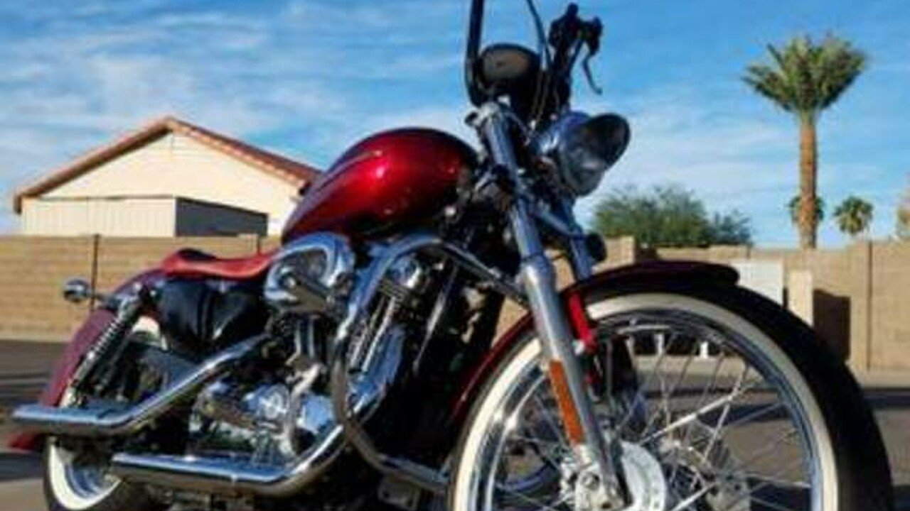 2007 Harley-Davidson Sportster for sale 200421597