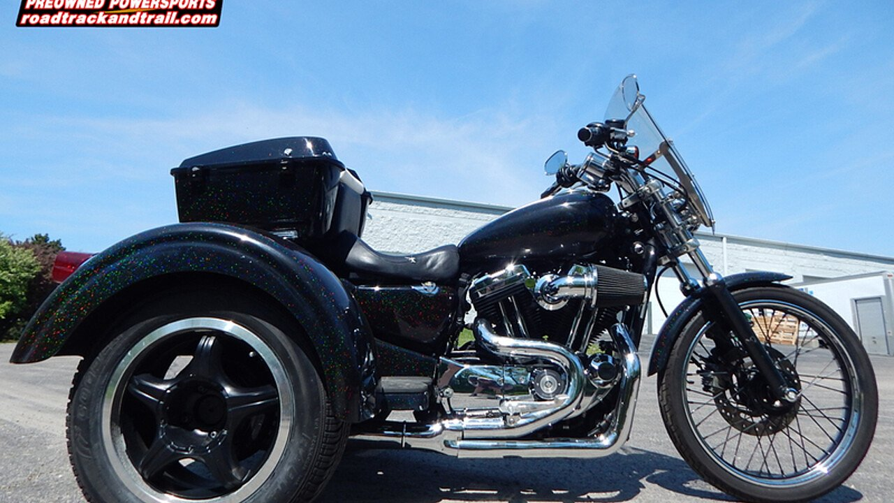 2007 Harley-Davidson Sportster for sale 200582501
