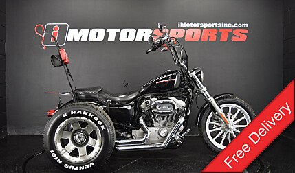 2007 harley-davidson sportster motorcycles for sale - motorcycles