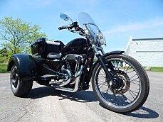 2007 Harley-Davidson Sportster for sale 200582501