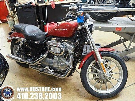 2007 Harley-Davidson Sportster for sale 200585061
