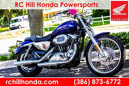 2007 Harley-Davidson Sportster for sale 200613110