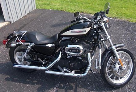 2007 Harley-Davidson Sportster for sale 200618421