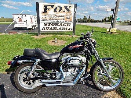 2007 Harley-Davidson Sportster for sale 200638400
