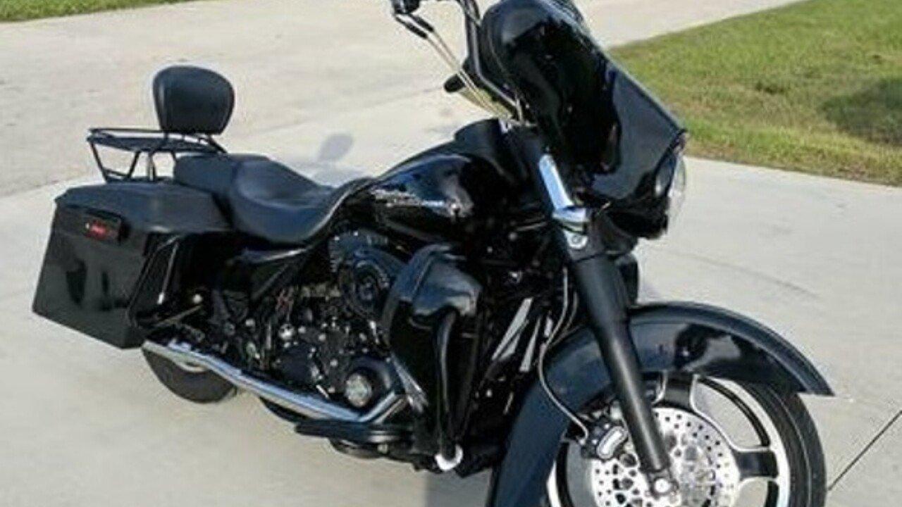 2007 Harley-Davidson Touring for sale 200423465