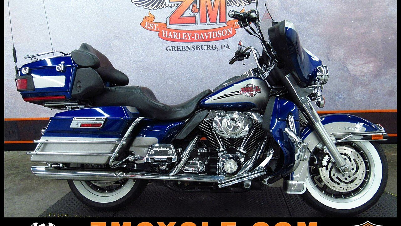 2007 Harley-Davidson Touring for sale 200472768