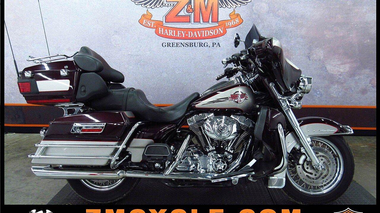 2007 Harley-Davidson Touring for sale 200496008