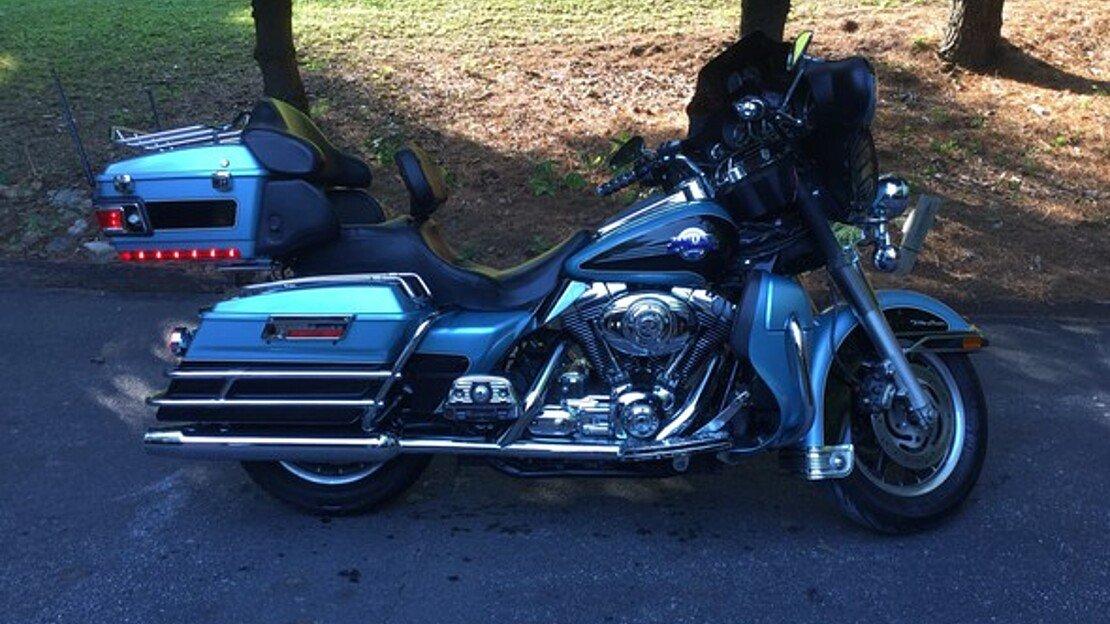 2007 Harley-Davidson Touring for sale 200518751