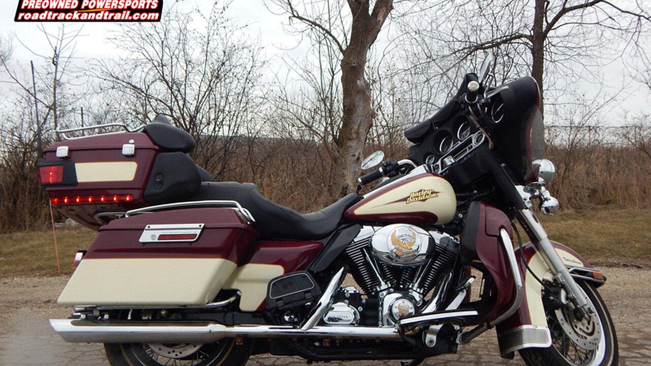 2007 Harley-Davidson Touring for sale 200522725