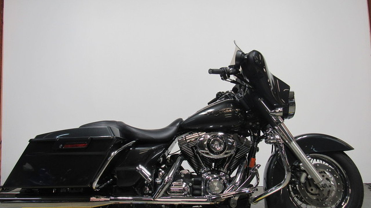 2007 Harley-Davidson Touring for sale 200525064