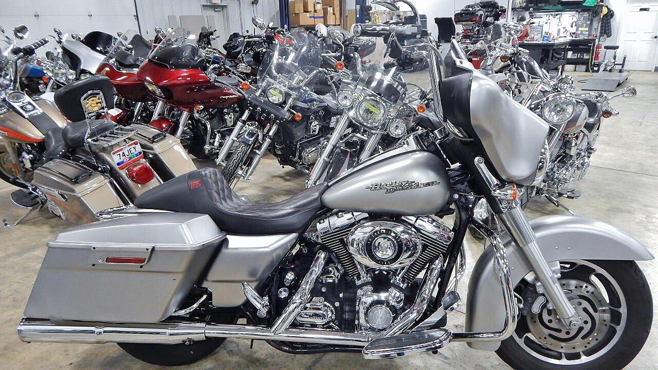 2007 Harley-Davidson Touring for sale 200526352