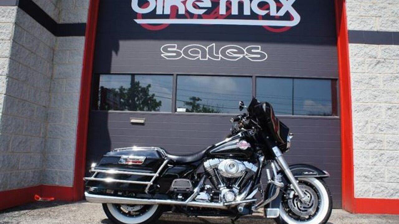 2007 Harley-Davidson Touring for sale 200598881