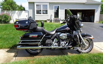 2007 Harley-Davidson Touring Ultra Classic for sale 200378203