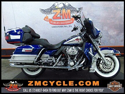 2007 Harley-Davidson Touring for sale 200472768
