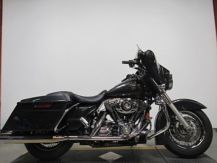 2007 Harley-Davidson Touring for sale 200525064