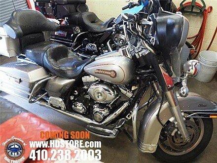 2007 Harley-Davidson Touring for sale 200550437