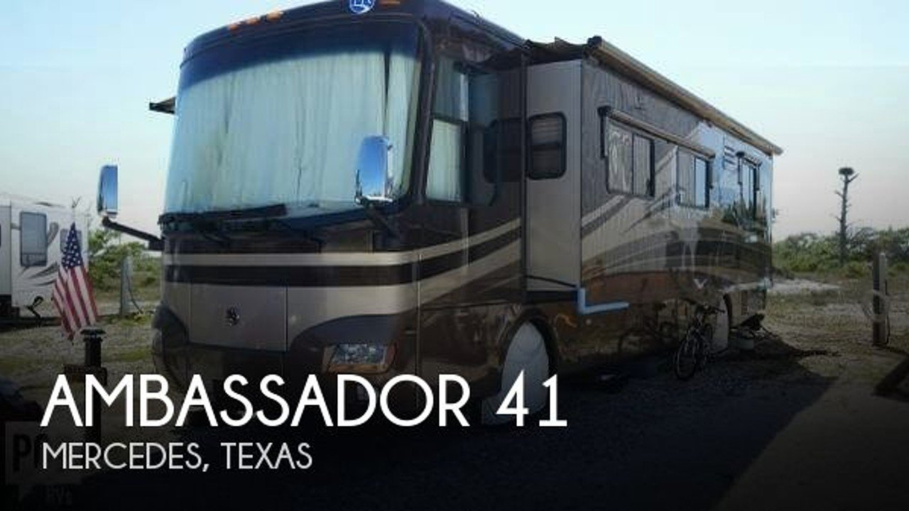 2007 Holiday Rambler Ambassador for sale 300157439