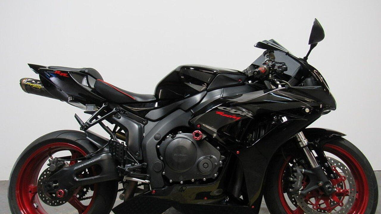 2007 Honda CBR1000RR for sale 200621184